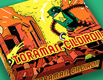 T.O.R.A.M.A.N. ÇILDIRDI! - Board Game