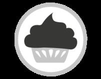 Sadie's Cakes Brand Identity