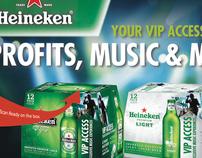 Heineken Trade Ad