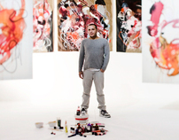 Yaze :: The Live Paint Show