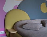 Moony bed