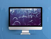 Artbook website – UI/UX concept