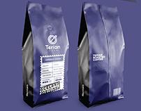 TERÍAN - Coffee branding