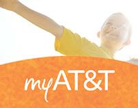 myAT&T campaign