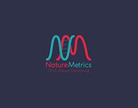 Nature Metrics Brand Identity