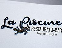 Logo restaurant Cavalaire sur mer - La Piscine, loolye
