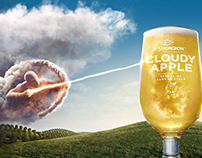 Strongbow Cloudy Apple - Aim High