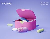 7-Care Branding