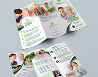 Creative Tri-fold Brochure Design
