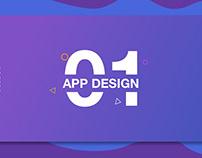 New app designs