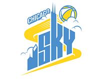 Chicago Sky - WNBA - 2015