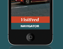 VisitFred iPhone App