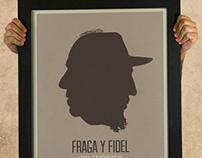 Fraga y Fidel