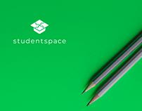StudentSpace Logo + Branding