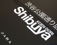 Zara Shibuya Opening