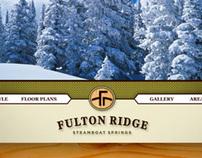 Fulton Ridge Website