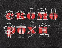 SKOMOROKHI|identity for festival