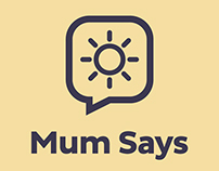 Mum Says, weather app