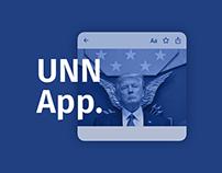 UNN — news app