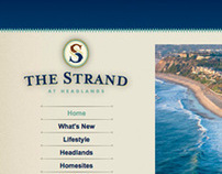 The Strand at Headlands Website