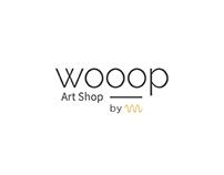 Design textile - WOOOP