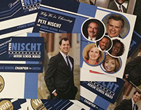 Pete Nischt Campaign Literature