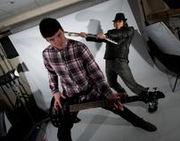 Music Photo shoot