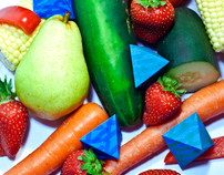 3D Paper : Genetic Modification in Food