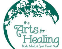 The Arts for Healing logo