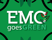 EMC Goes Green