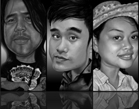 Caricatures 2nd Set