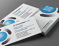 Knowledge Relay | Business Cards