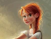 Children's Book Cover Design