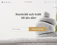 Сleaning website