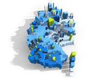 ixtract | Germany Map
