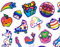 Scholastic - Klutz - Sticker Design Studio