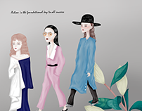 fashion color code