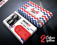 Freebie : Creative Business Card Free PSD Set