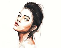 kasiq watercolor