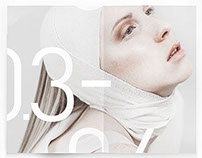 /0.1 DEGREE/ beauty editorial