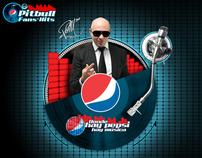 Pepsi Pitbull Fans' Hits
