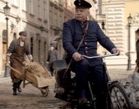 Storytelling/Period. Svitoch | Postman.