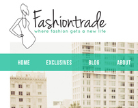 Fashiontrade | Webdesign