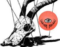 Hunted - Ilustration Series