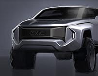 GMC 2030 Pickup Concept