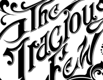 The Gracious Few Logo Illustration