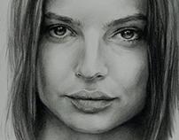 Model: Emily Ratajkowski