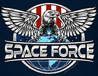 Space Force Emblem