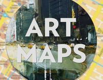 Art Maps - iPhone App Project