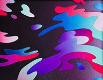 "TOURISTA / Cover Art ""Colores paganos"""